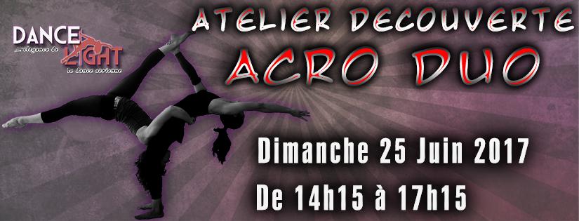Acro Duo Juin bannière
