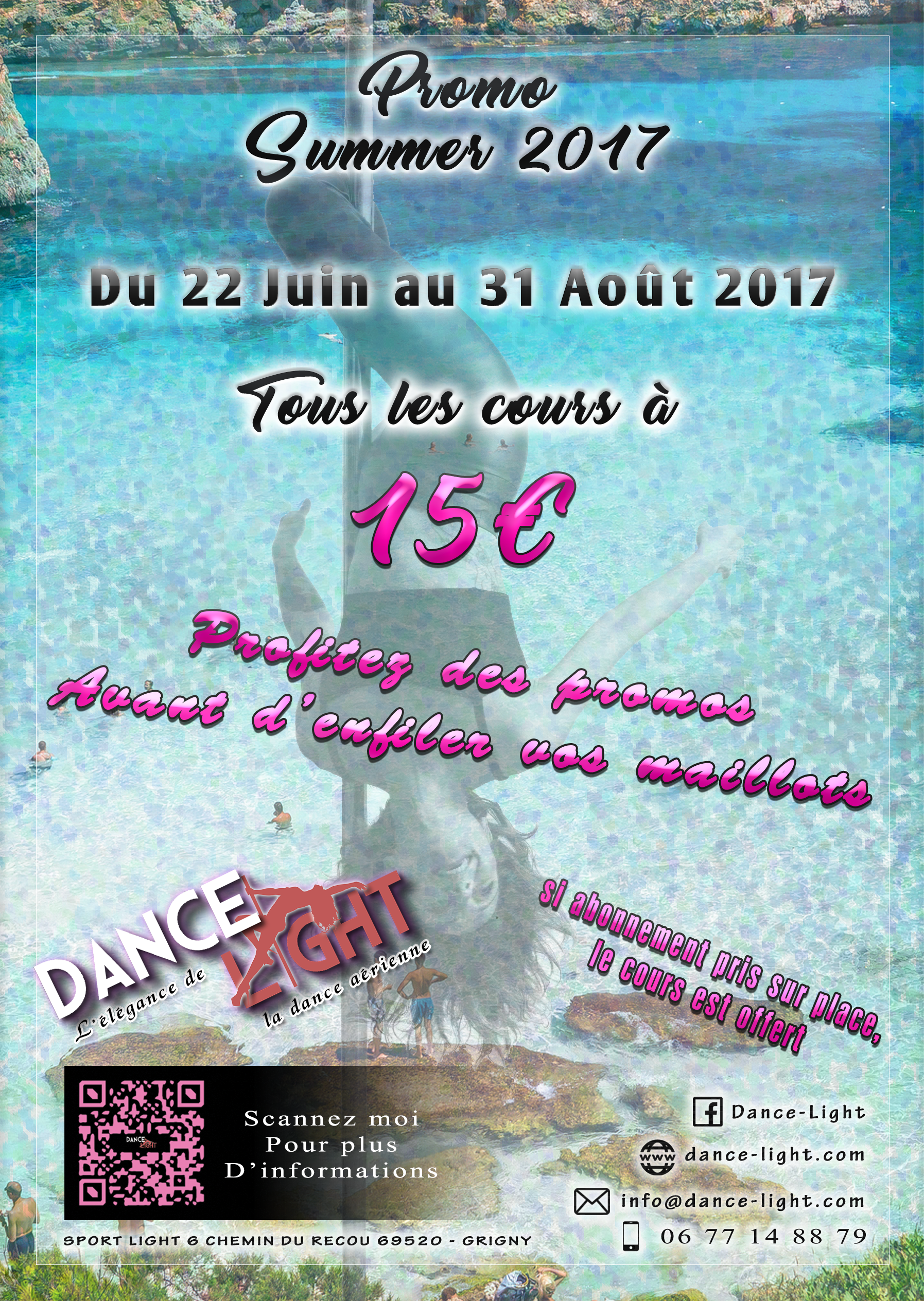 Promo summer 2017 - 2